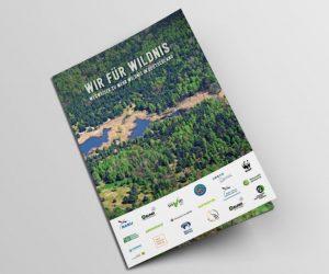 Broschüre: Mehr Waldwildnis für Deutschland