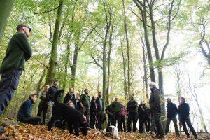 Bergwaldprojekt und BUND in Lübeck
