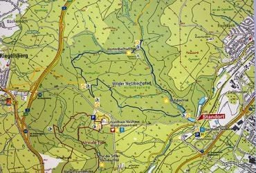 karte Netzbachtal