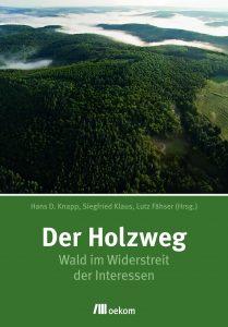 Titelbild Buch Holzweg